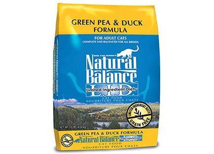 Best Cat Food For Indoor Cats - Natural balance limited ingredient cat food