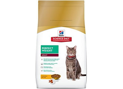 Best Cat Food For Indoor Cats - Science diet perfect weight cat food