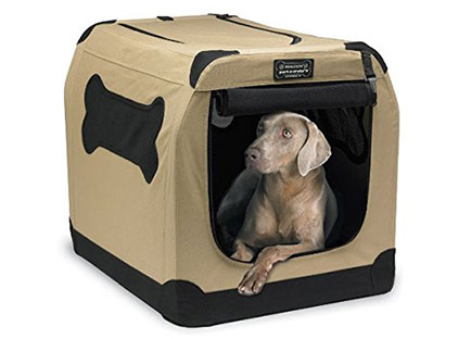 Best dog crate reviews - Petnation Port-A-Crate E2 Indoor/Outdoor Pet Home