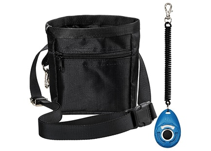 Zacro Dog Treat Training Pouch Bag