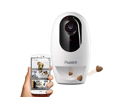 Best pet camera reviews - Pawbo Life Wi-Fi Pet Camera