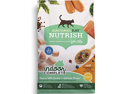 Best sensitive stomach cat food - Rachael Ray Nutrish dry cat food