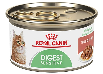 Best sensitive stomach cat food - Royal Canin Feline canned cat food