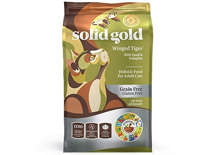 Best sensitive stomach cat food - Solid Gold Sensitive Stomach Dry Cat Food