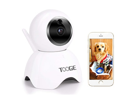 Best pet camera reviews - TOOGE Pet Camera