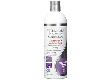 Veterinary Formula clinical care medicated shampoo