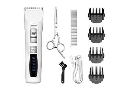 Bousnic Dog Grooming Clippers Kit