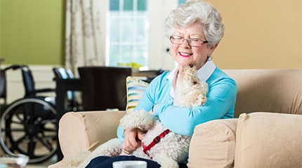 Pets for Depression and Anxiety
