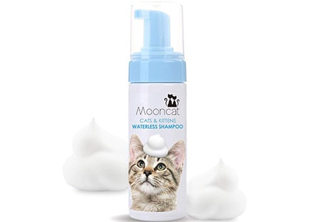 Mooncat Waterless Cat Shampoo