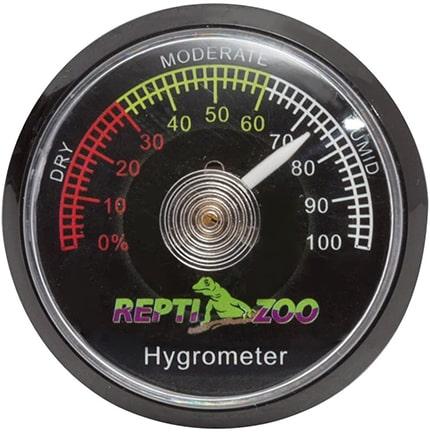 Tips for Reptile Hygrometer