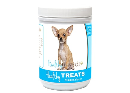 Healthy Soft Chewy Dog Treats for Chihuahua